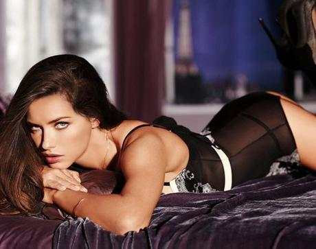 Adriana Lima and Alessandra Ambrosio Stunning For Victoria Secret