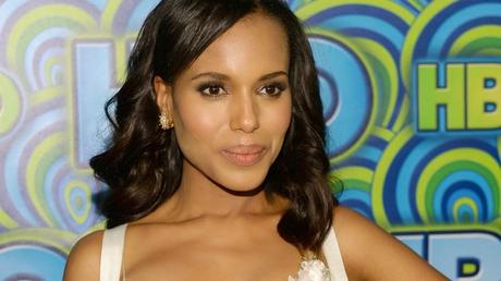 Kerry Washington, ¿nominada por su color de piel y no por su talento a los Emmy 2014?