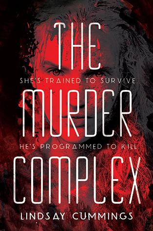 Reseña: The Murder Complex - Lindsay Cummings