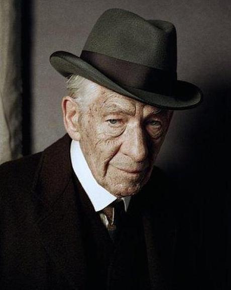 Sir Ian McKellen - Sherlock Holmes