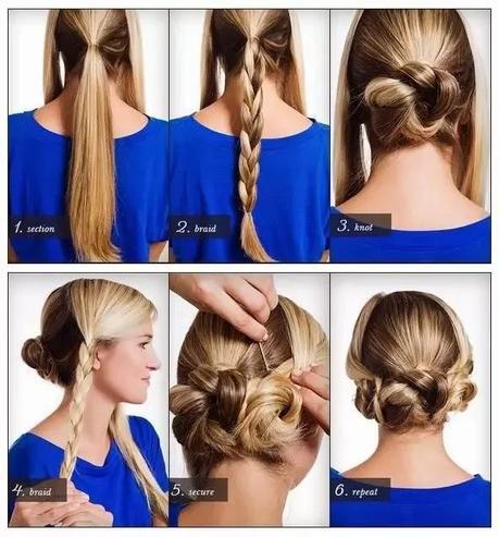 Diy Peinados Paso A Paso Para Cabello Rizado Paperblog