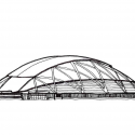 Singapore SportsHub / DPArchitects Drawing 4
