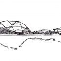 Singapore SportsHub / DPArchitects Drawing 3