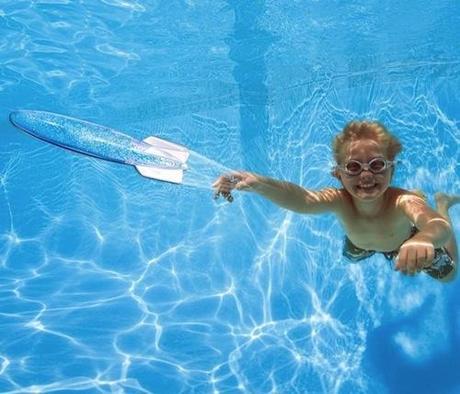 Blow up juguetes para la piscina