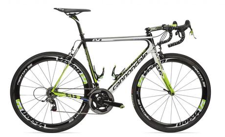 Cannondale SuperSix Evo Hi-Mod 1