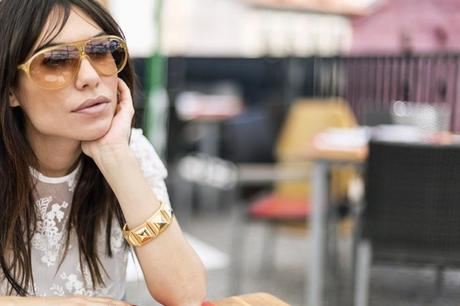 #Bdeli barbara crespo restaurants cool fashion blogger blog de moda terraza gau&cafe lavapies madrid
