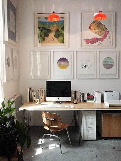 Work space | Decoration