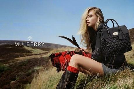 FW 14/15 Campaigns: Mulberry