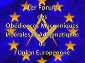 Declaración Fórum organizaciones masónicas adogmáticas Unión Europea