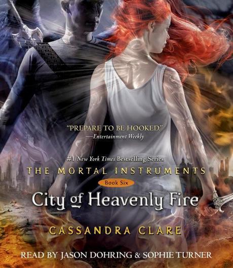 Reseña Cazadores de Sombras 6: Ciudad del Fuego Celestial por Cassandra Clare