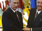Putin entusiasmó cubanos reunión Raúl Fidel Castro fotos]