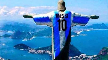 Cristo Redentor Messi