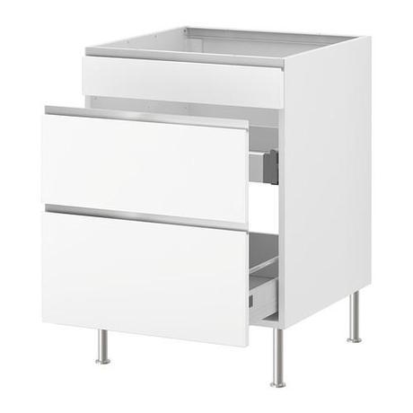 Las medidas de los muebles de cocina paperblog for Medidas muebles bajos cocina