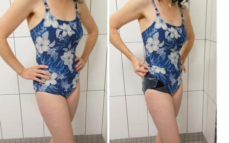 Bañador para personas con incontinencia
