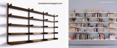 Estanter as modernas livianas y modulares para usar en el - Estanterias metalicas para libros ...