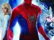 Diseños Aaron Sims para Amazing Spider-Man Poder Electro