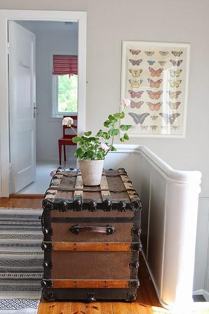 Decoracion de baules ideas de decoracin sala de estar - Decoracion con baules ...