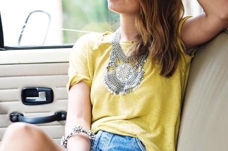 LidL_Ice_Cream-Levis_Vintage_Skirt-Yellow_Top-Espadrilles-Outfit-67