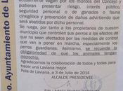 Autorización para cazar perros Laviana, tribunales