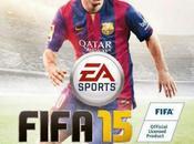 Lionel Messi estará portada FIFA