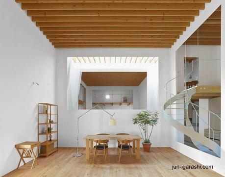 Casas modernas y contempor neas de dise os originales for Disenos de casas modernas por dentro