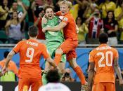 Todo definió penales. Holanda clasificó pero Costa Rica hizo historia