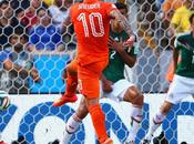 menos diez minutos, Holanda vuelta partido venció México clasificó cuartos