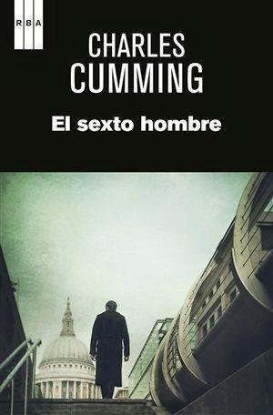 El sexto hombre. Charles Cumming