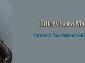 Entrevista María Jeunet