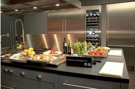 Experienciagaggenau clases de cocina con for Cursos de cocina barcelona