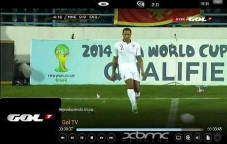 Screenshot de Livestreams