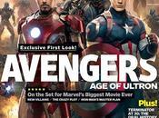 vengadores: ultron: primer vistazo oficial desde portada entertainment weekly