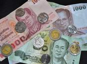 Cambiar dinero, tarjetas crédito, cajeros automáticos propinas Tailandia