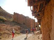 Iskattafene Zawyat Oumzi. Aldeas Valle Bouguemez. Marruecos