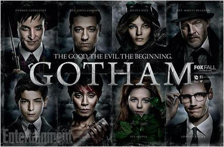 gotham serie personajes