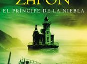 Reseña príncipe niebla Carlos Ruiz Zafón.