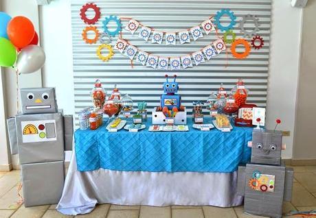 decoracion stand infantiles