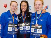 África Zamorano despeja futuro natación española