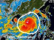 "Tifón ""Rammasun"" pone Alerta máxima China"