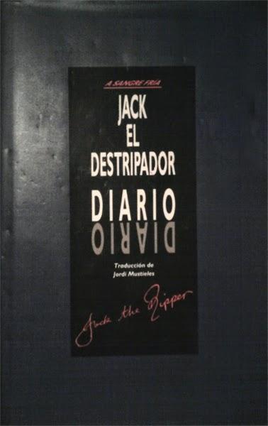 A Sangre Fria: Diario Del Jack El Destripador