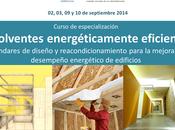 realizará curso Envolventes energéticamente eficientes