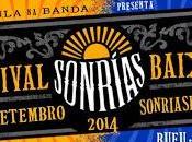 SonRías Baixas 2014: Goran Bregovic, Reincidentes, Txarango, Soul Jacket, Alamedadosoulna...
