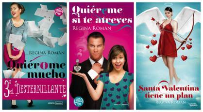 Las novelas publicadas con Versátil Ediciones