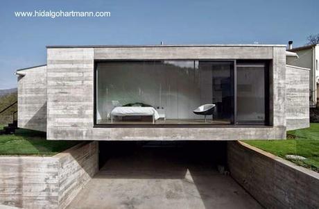 Casas modernas minimalistas paperblog - Casas minimalistas en espana ...