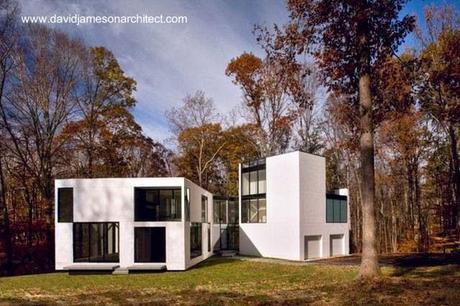 Casas modernas minimalistas paperblog for Casa tipo minimalista