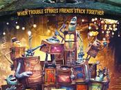 """Cinco nuevos divertidos pósters """"los boxtrolls"""""""