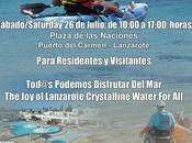 Jornada Kayak accesible Lanzarote