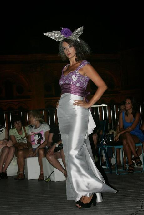 Desfile De Moda De La Diseñadora Malagueña Antonia Garcia