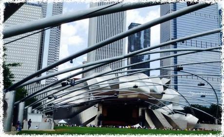 Frank Gehry, el Pabellón Jay Pritzker