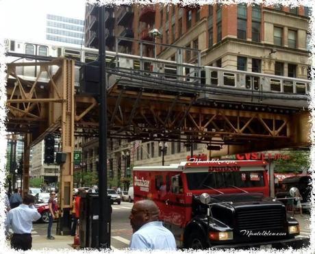 Chicago L  Metro